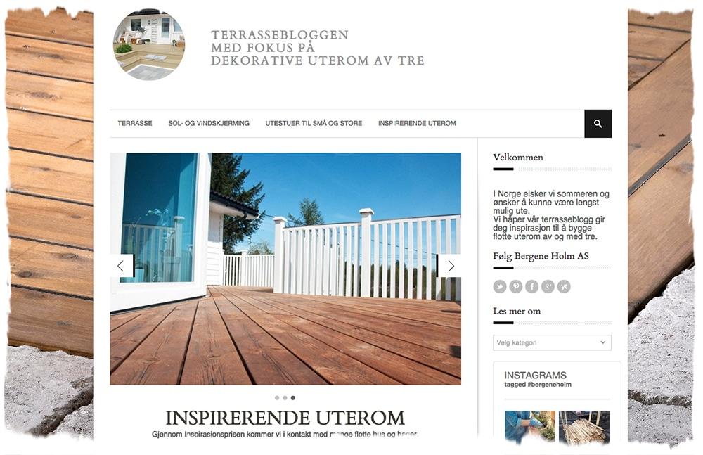 Terrasseblogg