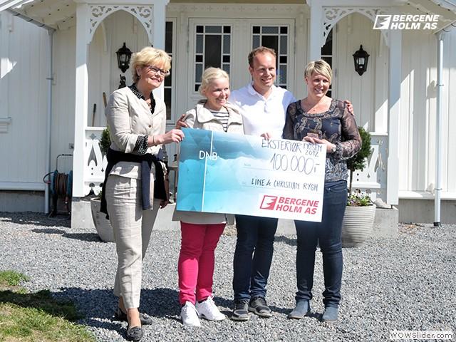 Eksteriørprisen 2012