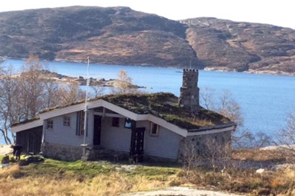 Bilde av gammel hytte hyttepris finalist nummer 2