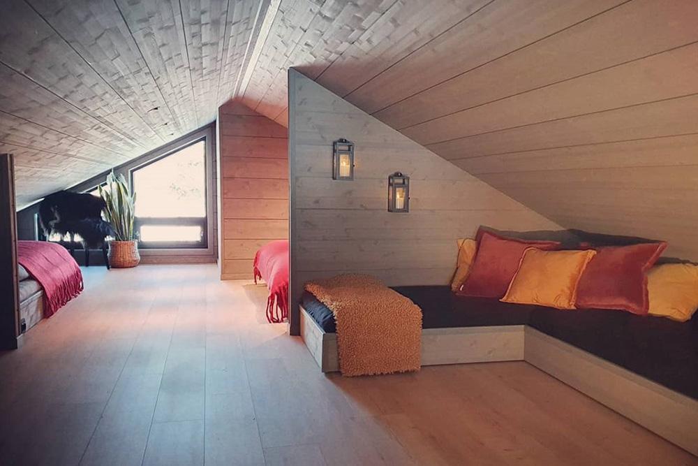 Bilde av Hems på Fjellroa - Hytteprisen finalist nummer 4 2021
